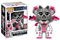 Five Nights at Freddy's: Sister Location - Jumpscare Funtime Foxy SDCC17 Pop! Vinyl Figure