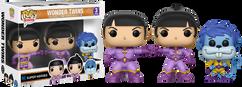 Super Friends - Wonder Twins & Gleek SDCC17 Pop! Vinyl Figure 3-Pack