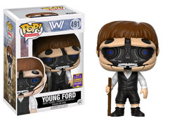 Westworld - Robotic Young Ford SDCC17 Pop! Vinyl Figure