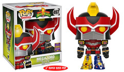 "Power Rangers - Megazord 6"" SDCC17 Pop! Vinyl Figure"