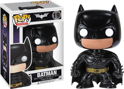 Batman The Dark Knight Trilogy - Pop! Movies Vinyl Figure