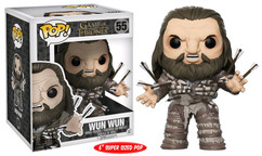 "Game of Thrones - Wun Wun 6"" Pop! Vinyl Figure"