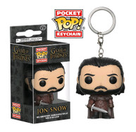 Game of Thrones - Jon Snow Pocket Pop! Keychain