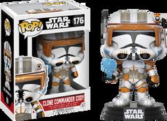 Star Wars - Clone Commander Cody US Exclusive Pop! Vinyl Figure