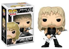 Metallica - James Hetfield Pop! Vinyl Figure