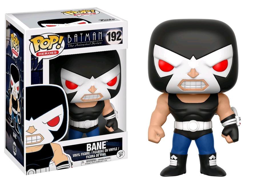 THE ANIMATED SERIES DC Heroes ~ SCARECROW VINYL FIGURE ~ BATMAN Funko POP