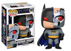 Batman: The Animated Series - Batman (Robot) Pop! Vinyl Figure