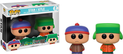 South Park - Stan & Kyle US Exclusive Pop! Vinyl Figure 2-Pack