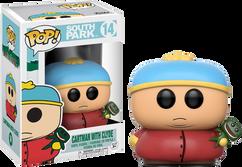 South Park - Cartman with Clyde Frog Pop! Vinyl Figure