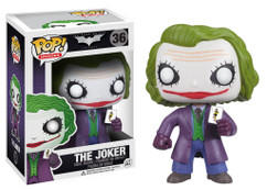 The Joker The Dark Knight Trilogy - Pop! Movies Vinyl Figure