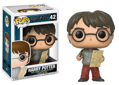 Harry Potter - Harry with Marauders Map Pop! Vinyl Figure