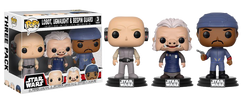 Star Wars - Lobot, Ugnaught and Bespin Guard US ExclusivePop! Vinyl 3-Pack
