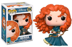 Brave - Merida Disney Princess Pop! Vinyl Figure