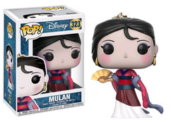 Mulan - Mulan Disney Princess Pop! Vinyl Figure