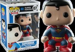 Superman DC Universe - Pop! Movies Vinyl Figure