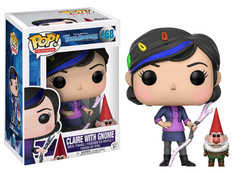 Trollhunters - Claire with Gnome Pop! Vinyl Figure