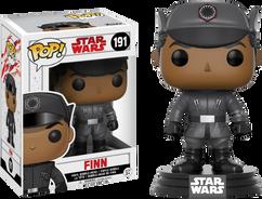Star Wars Episode VIII: The Last Jedi - Finn in Disguise Pop! Vinyl Figure