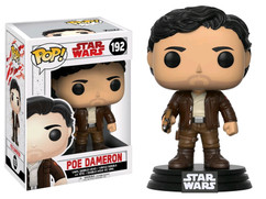 Star Wars Episode VIII: The Last Jedi - Poe Dameron Pop! Vinyl Figure