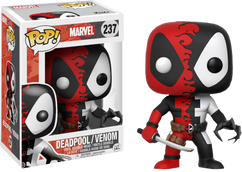 Deadpool - Deadpool Venom US Exclusive Pop! Vinyl Figure