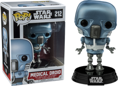 Star Wars - 2-1B Medical Droid US Exclusive Pop! Vinyl Figure