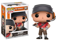 Team Fortress 2 - Scout Pop! Vinyl Figure
