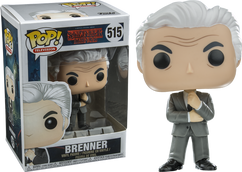 Stranger Things - Brenner Pop! Vinyl Figure