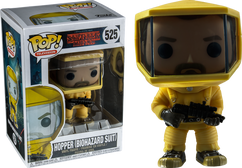 Stranger Things - Hopper in Hazmat Suit US Exclusive Pop! Vinyl Figure