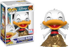 DuckTales - Scrooge McDuck in Swimsuit NYCC17 Pop! Vinyl Figure