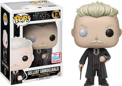 Fantastic Beasts and Where to Find Them - Grindelwald NYCC17 Pop! Vinyl Figure