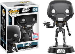 Star Wars: Rogue One - K-2SO with Blaster NYCC17 Pop! Vinyl Figure