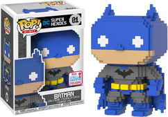 Batman - Batman 8-Bit NYCC17 Pop! Vinyl Figure