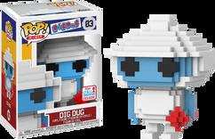Dig Dug - Dig Dug 8-Bit NYCC17 Pop! Vinyl Figure