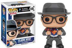 Superman - Clark Kent US Exclusive Pop! Vinyl Figure
