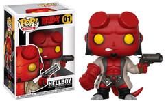 Hellboy - Hellboy Pop! Vinyl Figure