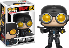 Hellboy - Lobster Johnson Pop! Vinyl Figure