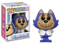 Top Cat - Benny the Ball Pop! Vinyl Figure