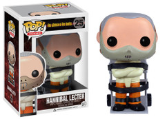 Hannibal Lecter The Silence of the Lambs - Pop! Movies Vinyl Figure