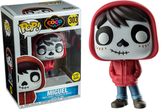 Coco - Miguel Glow in the Dark US Exclusive Pop! Vinyl Figure