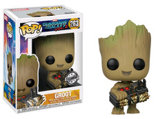 Guardians of the Galaxy: Vol 2 - Groot with Bomb Pop! Vinyl Figure