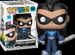 Teen Titans Go! - Robin as Nightwing Pop! Vinyl Figure