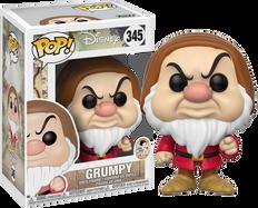 Snow White and the Seven Dwarfs - Grumpy Pop! Vinyl Figure