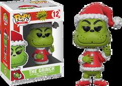 The Grinch - Santa Grinch Pop! Vinyl Figure