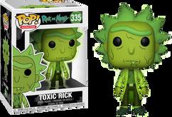 Rick and Morty - Toxic Rick US Exclusive Pop! Vinyl Figure