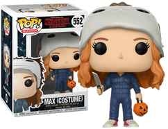 Stranger Things - Max in Michael Myers Halloween Costume Pop! Vinyl Figure