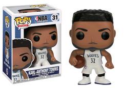 NBA - Karl-Anthony Towns Pop! Vinyl Figure