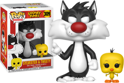 Looney Tunes - Sylvester and Tweety Pop! Vinyl Figure