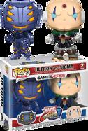 Marvel Vs. Capcom: Infinite - Ultron vs Sigma Pop! Vinyl Figure 2-Pack