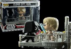 Star Wars  - Darth Vader and Luke Skywalker Cloud City Duel Movie Moments Pop Vinyl Figure 2-Pack