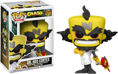 Crash Bandicoot - Dr Neo Cortex Pop! Vinyl Figure