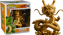 "Dragon Ball Z - Shenron Gold 6"" US Exclusive Pop Vinyl Figure"